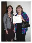 Faith Lamprey gets honored